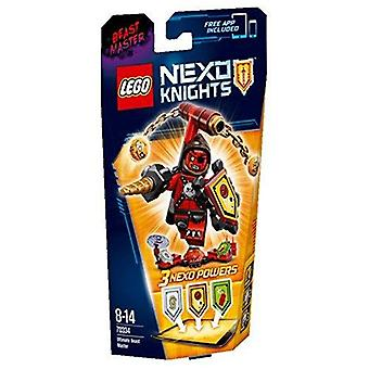 Nexo knights ultimate beast master 70334
