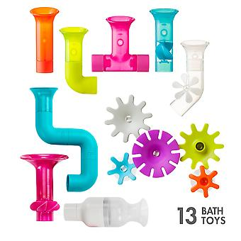 Boon bundle building bath toy set