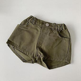 Shorts de Algodão Infantil