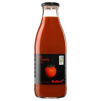 Delizum Orgaaninen tomaattimehu 1000 ml