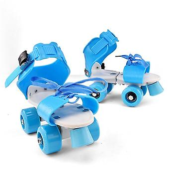 Children Roller, Skates Double Row, Skating Shoes, Kids Sneaker At Home, Cool