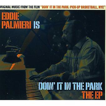 Eddie Palmieri on Doin ' se puistossa [CD] USA Import