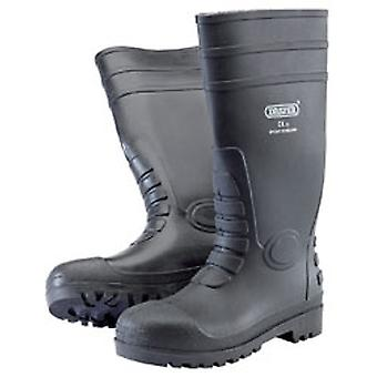 Draper 2698 Safety Wellington Boots To S5 - Size 8/42