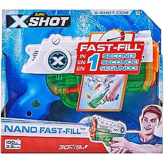 Zuru X-Shot Nano snabbfyllande vattenbläster