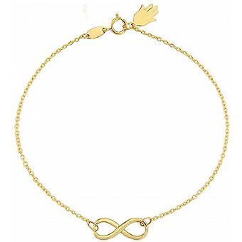 Mark Milton Infinity Armband - Guld