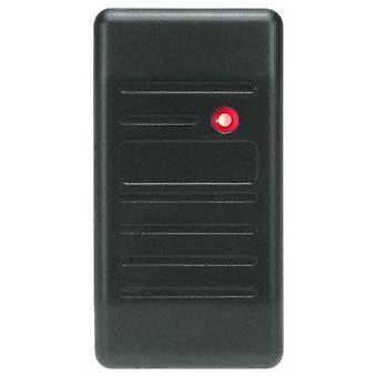 RFID 125KHz Läheisyys Älykäs EM-henkilökortinlukija Wiegand26/34 ovien sisäänkäynnin sisäänkäynnin ohjausjärjestelmälle