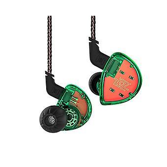 KZ Audio KZ ES4 - 1BA + 1DD In-ear Earbuds - Green