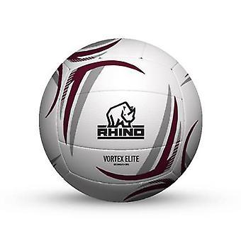 Rhino vortex match netball white UK Size