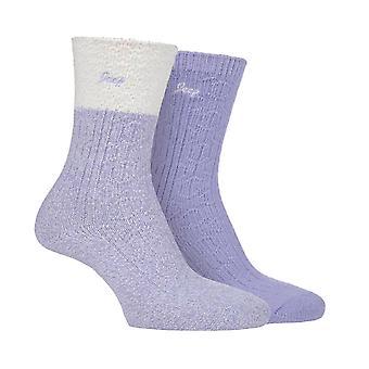 Horseware Womens Ladies 2 Pk Sock