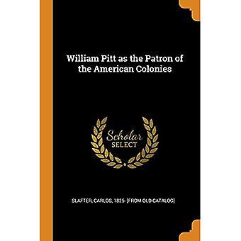 William Pitt como o Patrono das Colônias Americanas