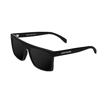 Northweek Hale Sunglasses, Multicolor (all Black Polarized), 10.0 Unisex-Adult