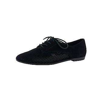 Isaac Mizrahi Live Womens Frill Oxford Shoes