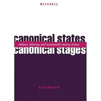Canonical States Canonical Stages by Mitchell Greenberg