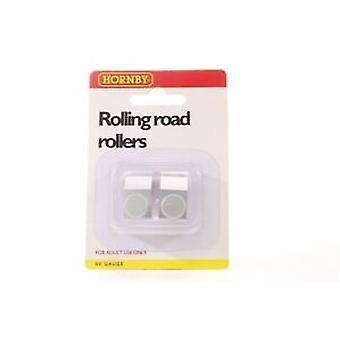 Hornby Rolling Road Rullat Vararullat Mallijuna