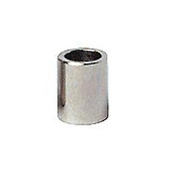 6mm metallinen välike 25 kpl pakkaus