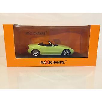 Maxichamps 940020100 BMW Z1 E30 1991 Yellow 1:43 Scale