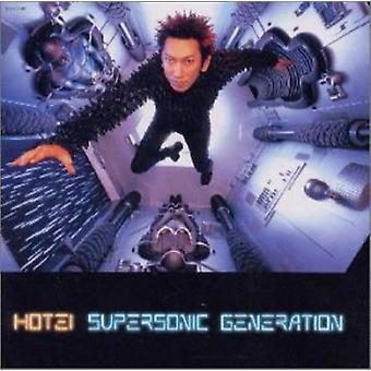 Tomoyasu hotei-Supersonic generation [CD] USA import