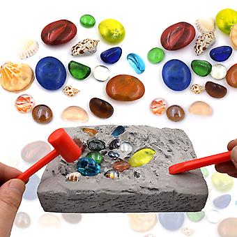 Mining Treasure Toys, Providing Gifts For Children Who Love Mineralogy And Geology