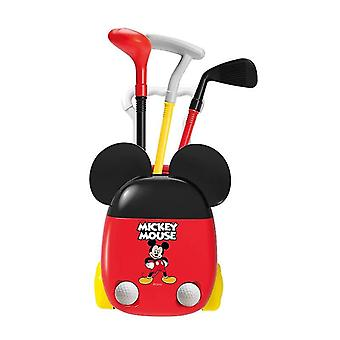 Kids Golf Club Set – Including Balls, Clubs And Holes(Red)