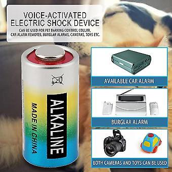 1db 4lr44 6v akkumulátor kutyakiképzéshez ugatásvezérlő sokk nyakörv játékok