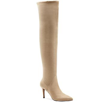 Jessica Simpson Womens Abrine Over-The-Knee Boots