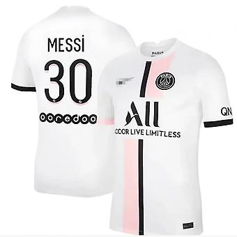 Messi Away Jersey No. 30 Adult Size