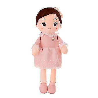 40cm Mädchen Prinzessin Puppe Baby Plüsch Plüsch Puppe Spielzeug Kinder weiche Plüsch Spielzeug