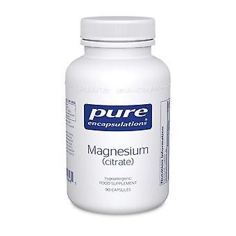 Pure Encapsulations Magnesium (Citrate) Capsules 90 (MC9UK)