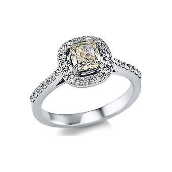 Luna Creation Promessa Кольцо Несколько камней Набор 1W132WG852-1 - Ширина кольца: 52
