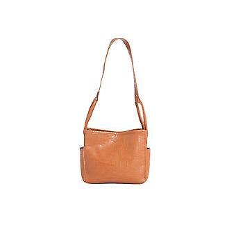 Shuuk Durable Leather Tote Bag - Bolso de mano funcional con textura de cocodrilo para mujeres