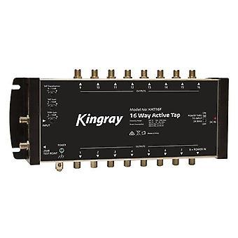 Kingray 6 Port Active Tap 47 2400 Mhz