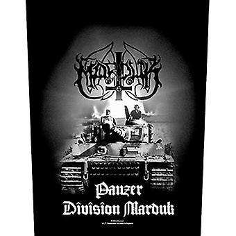 Marduk baksida lappar: panzeruppdelning