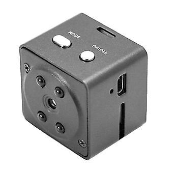 Mini 1080P HD Kamera, DVR Outdoor Bewegungserkennung (Schwarz)
