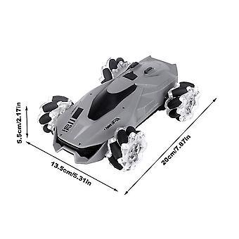 Rc led afstandsbediening auto oplaadbare auto afstandsbediening roll auto kinderen robot rc auto's speelgoed