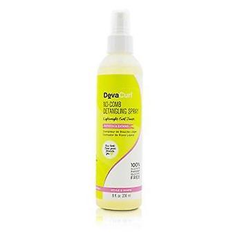 No-comb Detangling Spray (lightweight Curl Tamer - Refresh & Extend) - 236ml/8oz