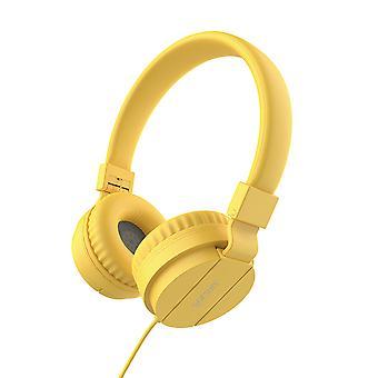 Gorsun Stereo Vikbara trådbundna hörlurar