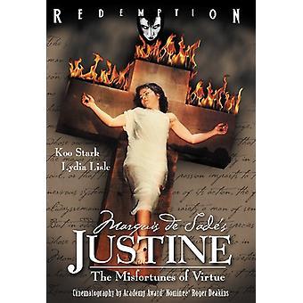 Marquis De Sades Justine [DVD] USA import