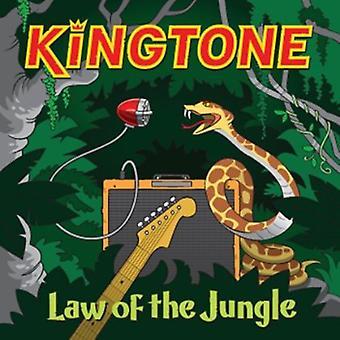 Kingtone - ley de la importación de los E.e.u.u. de la selva [CD]