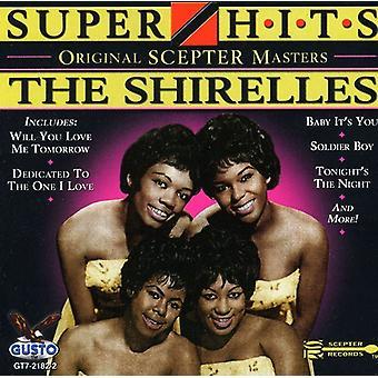 Shirelles - Super Hits [CD] USA importar