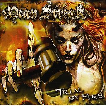 Mean Streak - Trial by Fire [CD] USA import