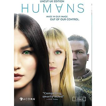 Humans [DVD] USA import
