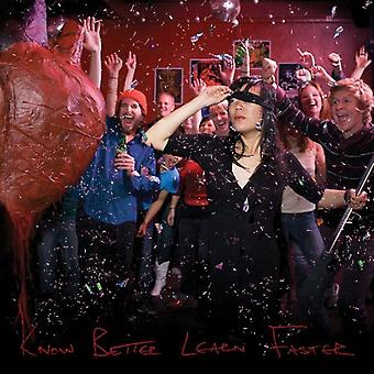 Thao with the Get Down Stay Down - Know Better Learn Faster [CD] USA import