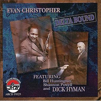 Christopher/Hyman - Delta Bound [CD] USA import