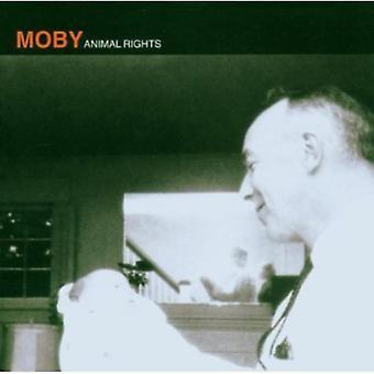Moby - importação de animais EUA direitos [CD]