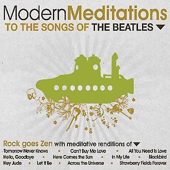 Meditazioni moderne - canzoni di importazione USA Beatles [CD]