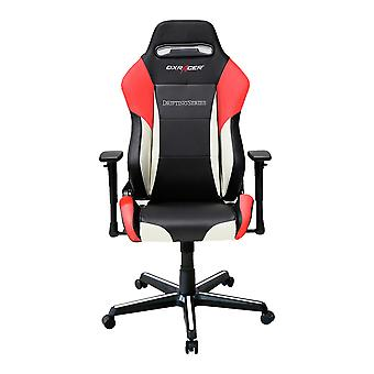 DX Racer DXRacer Drifting Series OH/DM61/NWR High-Back Desk Chair Boss Office Chair PU Chair(Red)