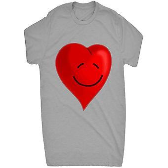 Berømte kærlighed Valentines glad hjerte _vectorized