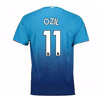 2017-2018 arsenal weg Shirt (Ozil 11)