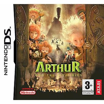 Arthur og The Invisibles (Nintendo DS)-ny