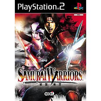 Samurai Warriors (PS2)-fabriken förseglad